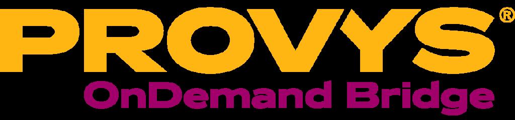 Provys logo OnDemand