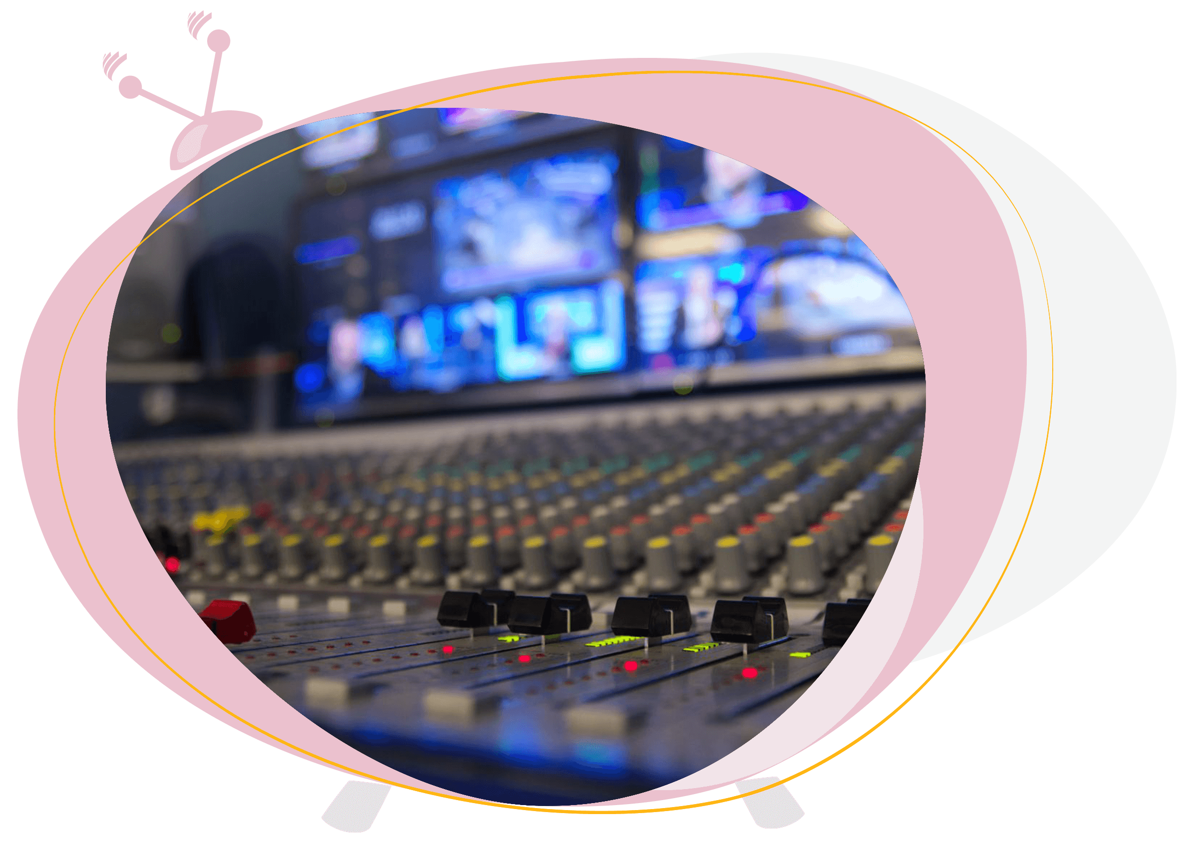 Provys - Integrated software solution for broadcasting organisations