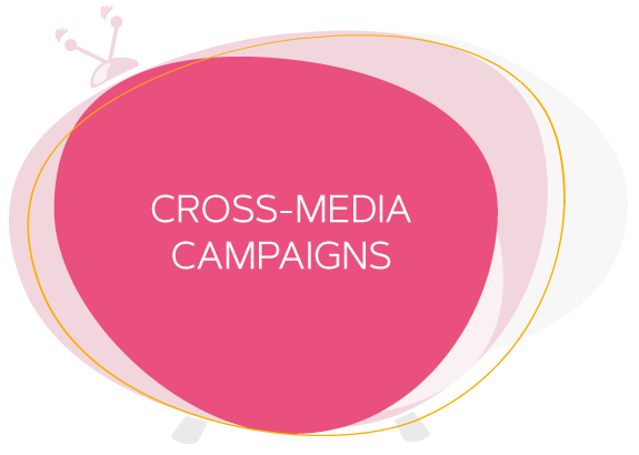 CROSS-MEDIA CAMPAIGNS