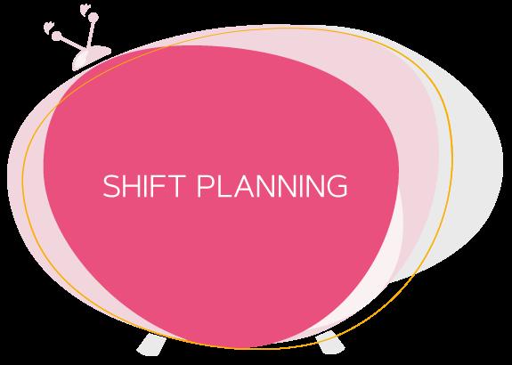 SHIFT PLANNING